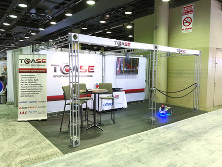 Thanks for visiting us at IMTS!