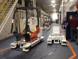 Forklift AGVs