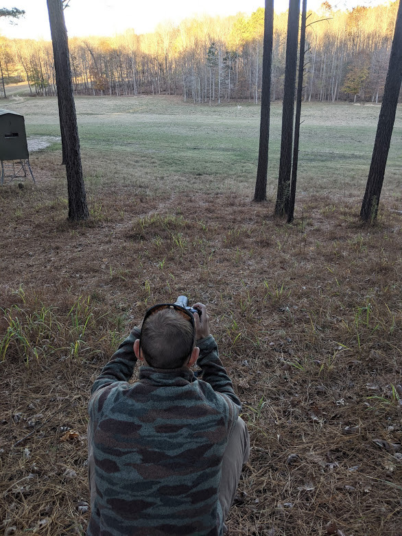 Milito Stalking Deer