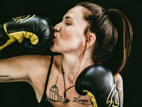Pratiquer la boxe féminine à Paris