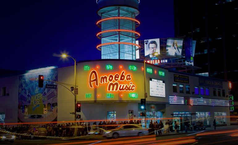 Amoeba Music Hoolywood Store