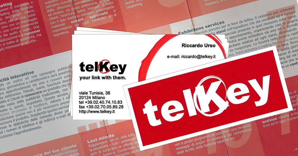telkey business card
