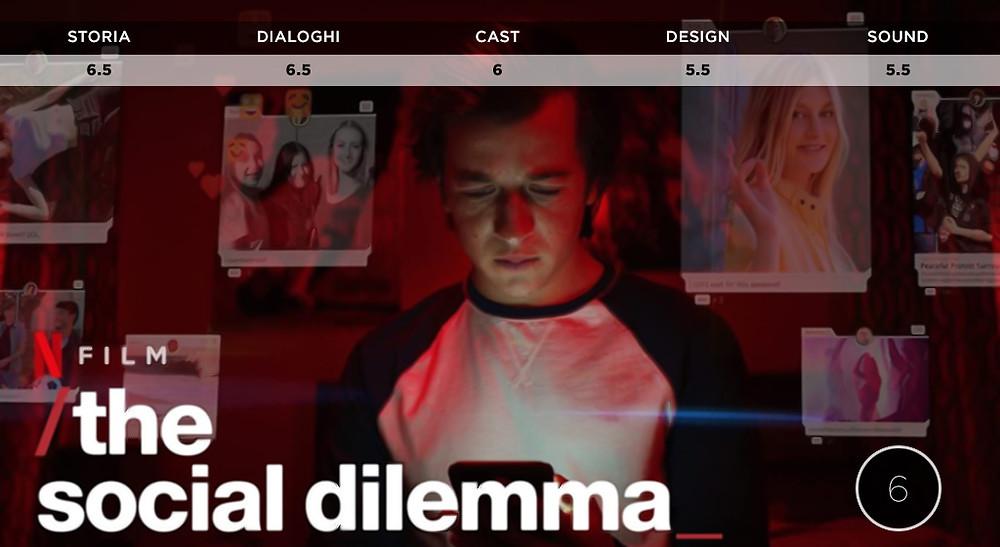 scheda the social dilemma