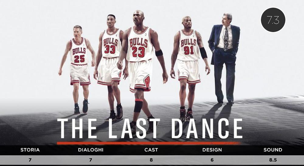 The Last Dance Netflix Series