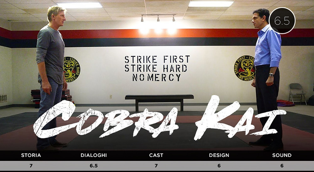 Locandina Cobra Kai