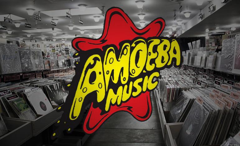 Logo Amoeba Music