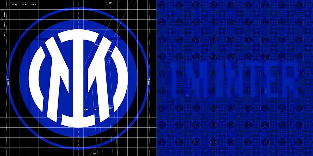 Nuovo logo dell'Inter I M Inter