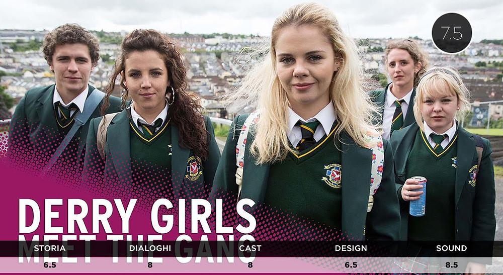 Netflix Derry Girls