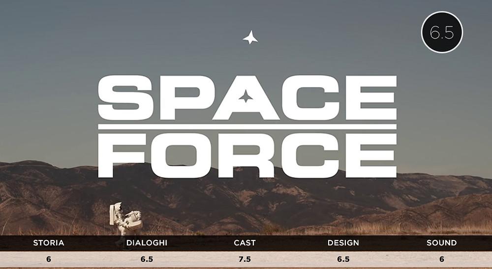 voto space force netflix