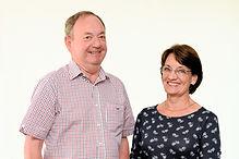 Graeme and Eve Webb. Directors of Phoenix Pharm and Vetpharm.