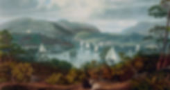 West Point from Phillipstown. W. J. Bennett, 1831