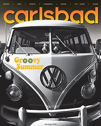 Cover of Carlsbad Magazine Summer 2019