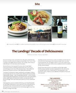 The Landings Feature 2019