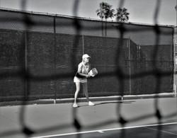 Tennis Pro Cammy MacGregor