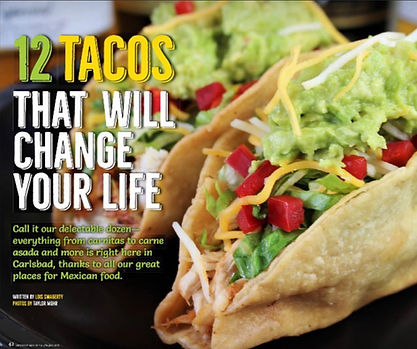 The 12 Tacos That Will Change Your Life