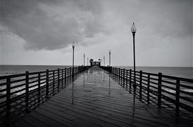 A stroll in the rain