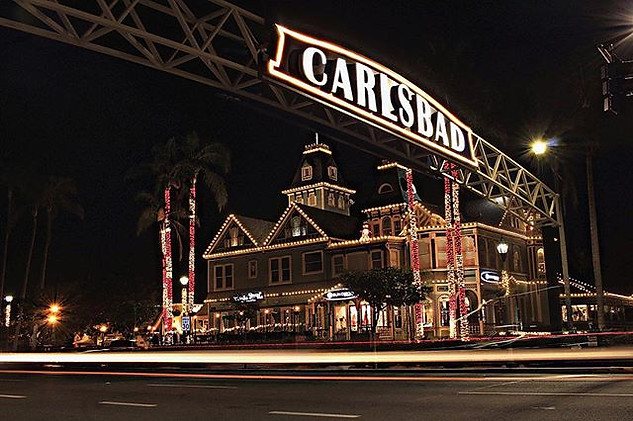 The Lights of Carlsbad