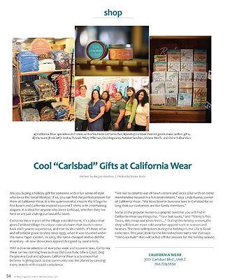 California Wear