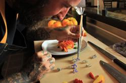 Chef Ruiz's Art