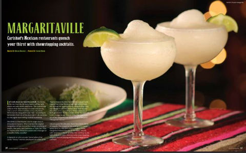 Margarita Feature July/August 2020