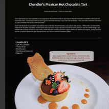 Chandler's Chocolate Cake