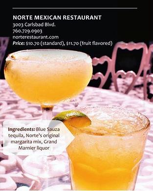 Norte's Margarita's