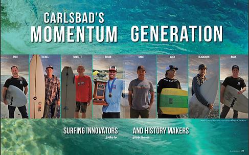 Momentum Generation Feature