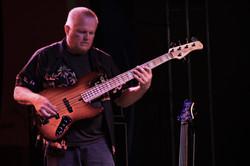 Portrait of Bassist Ken Mohr