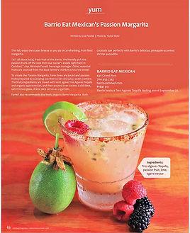 Bario's Margarita