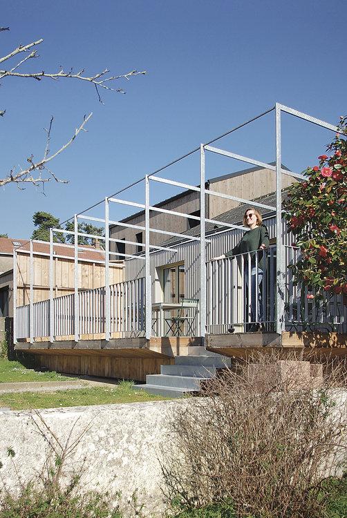 west side story | Nantes | Atelier du Ralliement Francois Massin Castan architecte