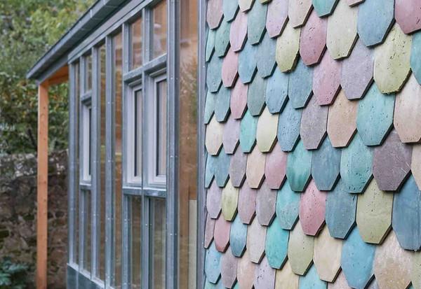 Super Color Vision | Nantes | Atelier du Ralliement Francois Massin Castan architecte