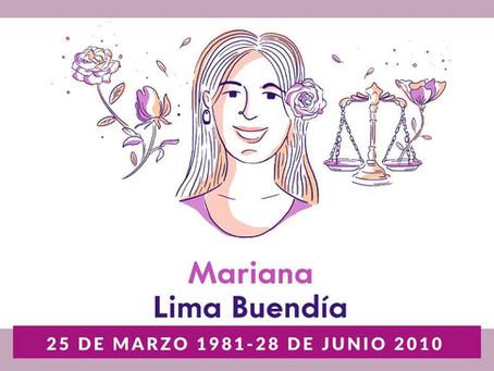 COMUNICADO | Se cumplen seis años de la sentencia histórica Mariana Lima.