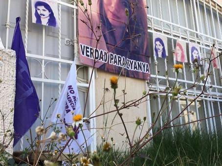 COMUNICADO | Agreden a familia de víctima de feminicidio e integrantes del OCNF.