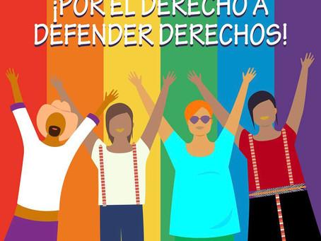 Intimida Fiscalía de Puebla, labor de personas defensoras de derechos humanos del OCNF