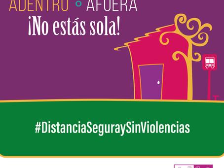 BOLETIN  | Lanza OCNF  Jornada Nacional contra la Violencia hacia las Mujeres en México.