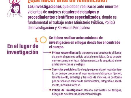 Campaña #DistanciaSeguraySinViolencias ¡Por una nueva normalidad sin violencias!