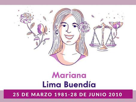 COMUNICADO | Mariana Lima, puerta hacia la justicia con perspectiva de género: OCNF |