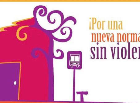 COMUNICADO | #DistanciaSeguraySinViolencias ¡Hacia una nueva normalidad sin violencias!