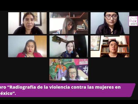 COMUNICADO | OSC presentan radiografía de las violencias contra las mujeres en México.