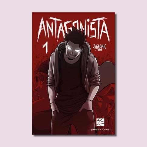 Antagonista   manga (cómic)