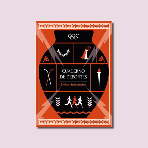 Cuaderno de deportes | poesía