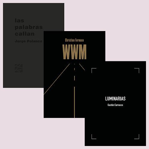 WWM + Las palabras callan + Luminarias