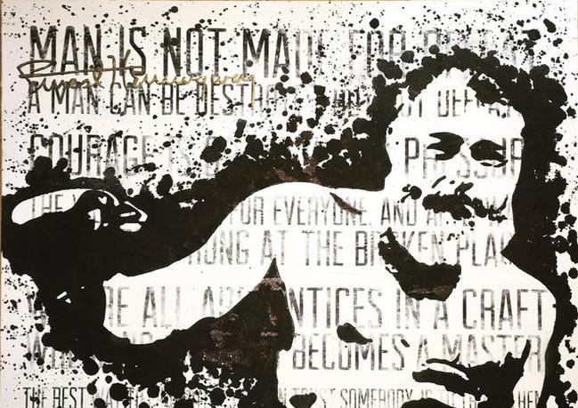 Everybody Fights NYC Ernest Hemingway