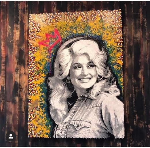 Six String Dolly Parton guitar picks