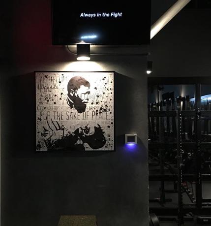 Everybody Fights NYC Nelson Mandela