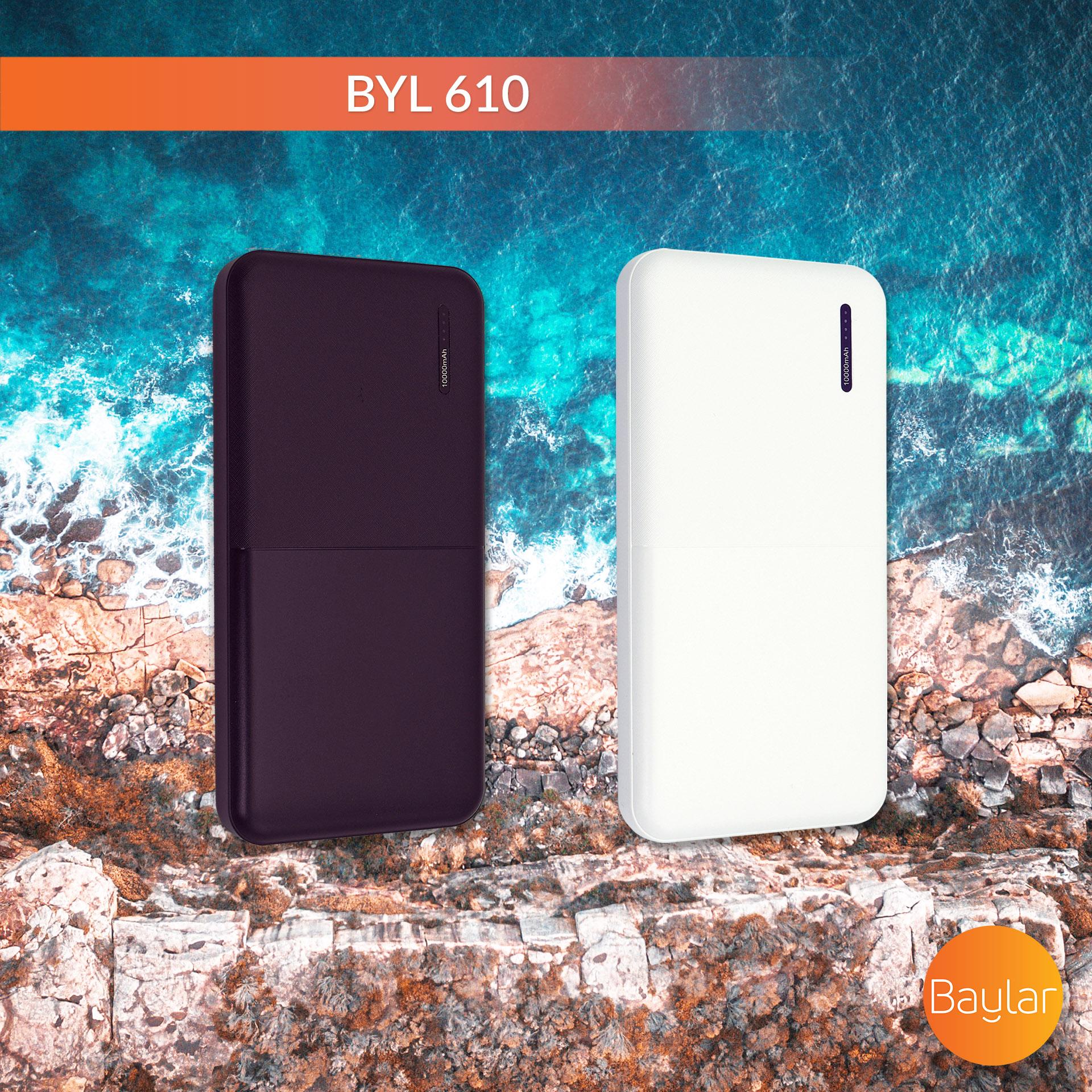 BYL 610 - 10000 mAh Powerbank