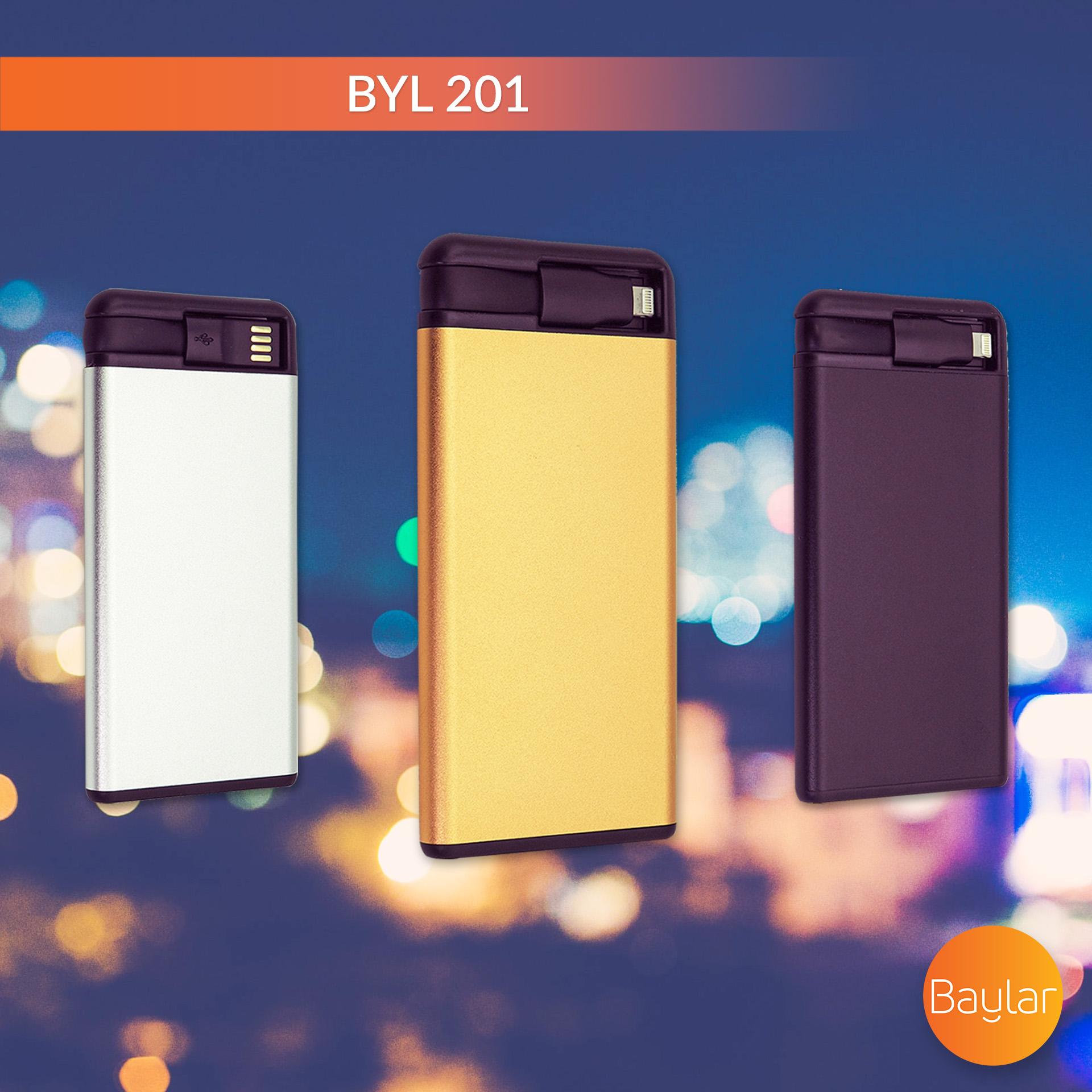 BYL 201 - 4000 mAh Powerbank