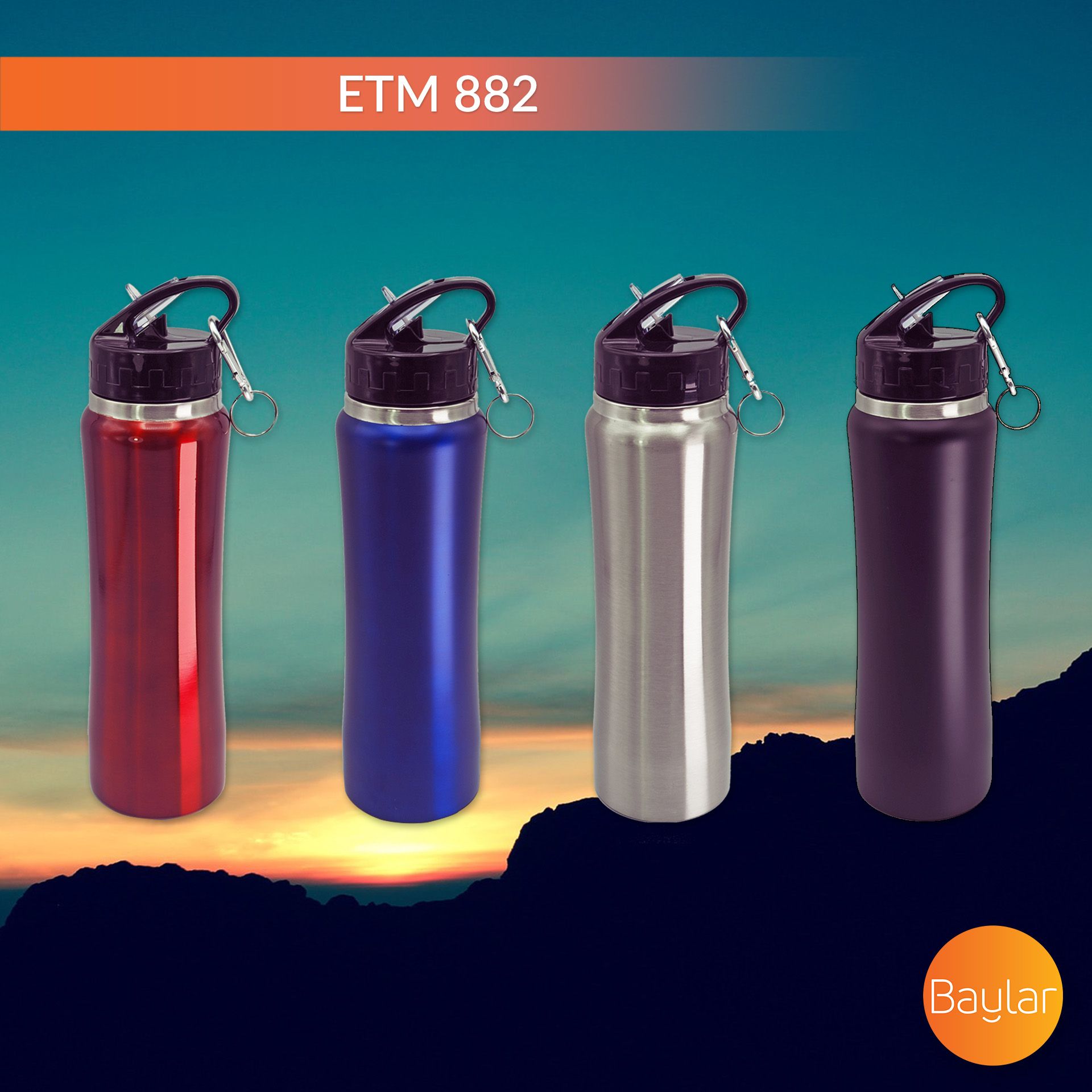 ETM 882 - 750 mL Travel Mug