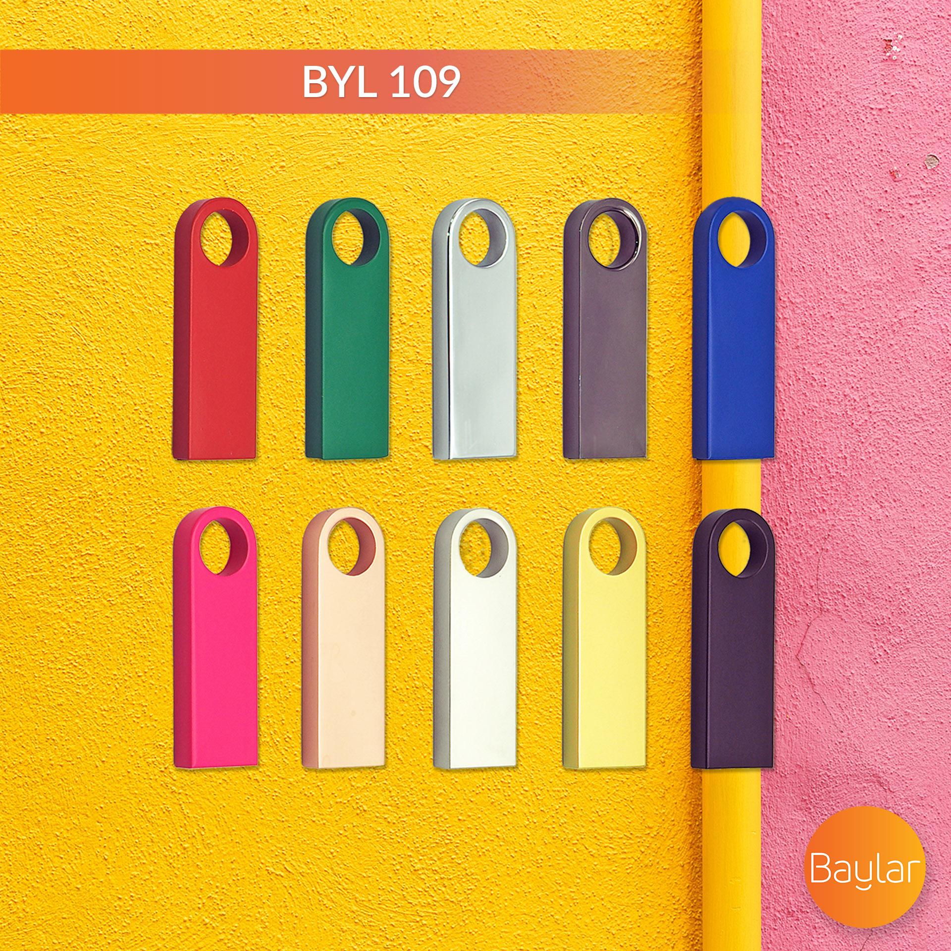 BYL 109 - USB Flash Drive