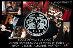 ECOLE DE MAGIE